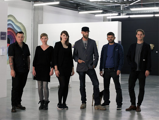 The Colab Gallery Team