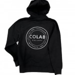 Colab Gallery X Carhartt Hooded Sweatshirt